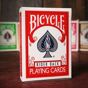 Bicycle Deck (Rot) - Zauberschuppen.de - vorgestellt im magischer-anzeiger.de