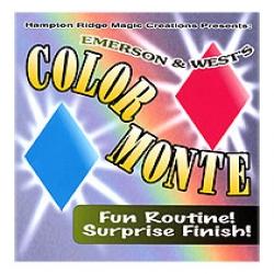 Color Monte - zauberschuppen.de - vorgestellt im magischer-anzeiger.de