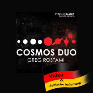 Cosmos Duo by Greg Rostami - Nicht von dieser Welt (OOTW) - ebay.de - its-magic - vorgestellt im magischer-anzeiger.de