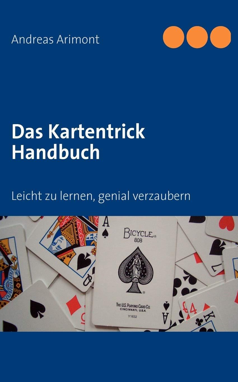 Das Kartentrick-Handbuch - amazon.de - vorgestellt im magischer-anzeiger.de
