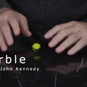 Marble by John Kennedy - zaubershop frenchdrop - vorgestellt im magischer-anzeiger.de