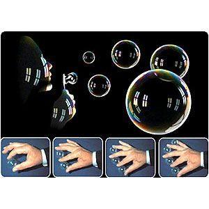 Multiplying balls - Bubble - Crystal - Luftblasen - Zaubershop Frenchdrop - vorgestellt im magischer-anzeiger.de