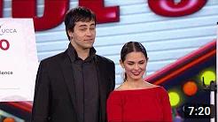 Austrian Magic Couple Anca and Lucca Amaze Penn and Teller with a Mentalist Trick! - ein youtube.com-video beim magischer-anzeiger.de