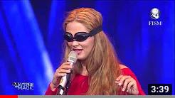 Anca & Lucca - The Mind-Reading Revolution (FISM World Championships of Magic 2015) - ein youtube.com-video beim magischer-anzeiger.de