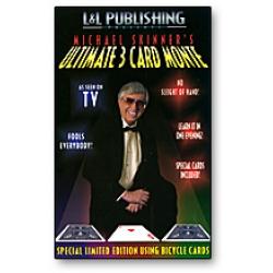 Ultimate Three Card Monte - Zauberschuppen.de - vorgestellt im magischer-anzeiger.de