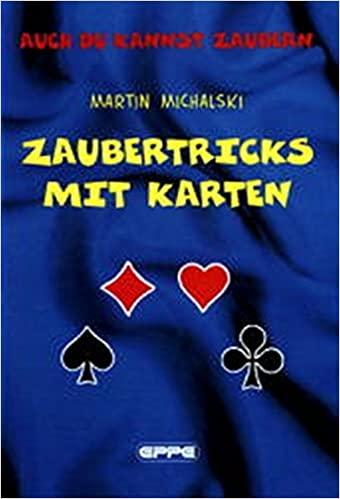Zaubertricks mit Karten - amazon.de - vorgestellt im magischer-anzeiger.de