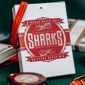 DMC Shark V2 Deck - zauberschuppen.de - vorgestellt im magischer-anzeiger.de