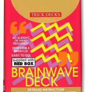 ProTriXX Bicycle Brainwave Deck