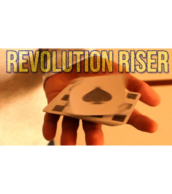 Revolution Riser by Vivek Singhi