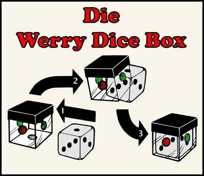Werry Dice Box - Magic Center Harri - auf ebay.de