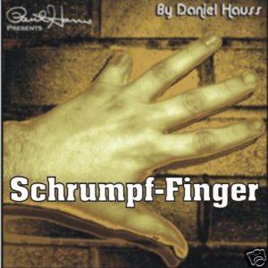 Schrumpf Finger - vorgestellt im magischer-anzeiger.de