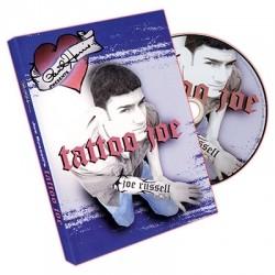 Tattoo Joe - Zaubertrick - vorgestellt im magischer-anzeiger.de