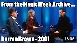 Derren Brown, Richard + Judy 2004