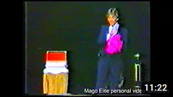 Ger Copper, manipulation - Mago Elite video collection