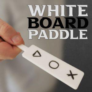 Whiteboard Paddle