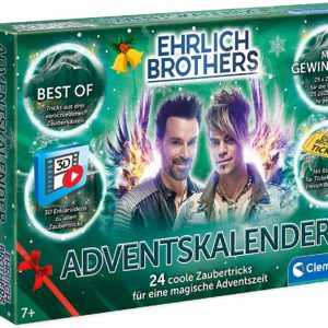 Ehrlich Brothers Adventskalender der Magie 2020 - amazon.de