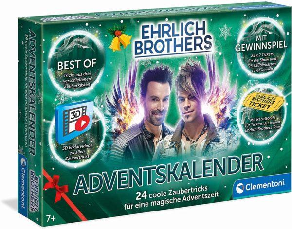 Ehrlich Brothers Adventskalender der Magie 2020 - amazon.de