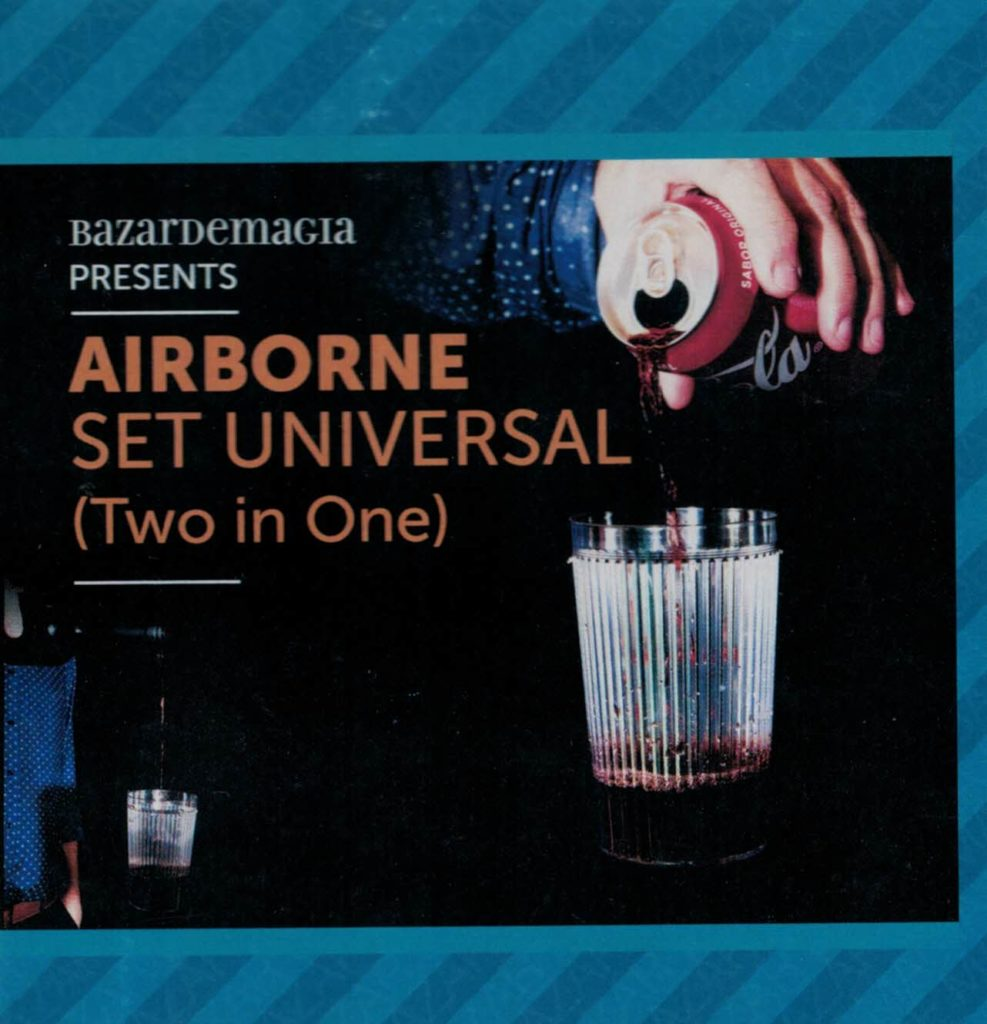 Airborne Set Universal (Two in One) by Bazar de Magia