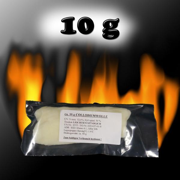 Pyrowatte Collodiumwolle by magic-factory