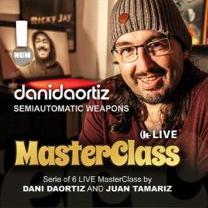 Dani da Ortiz Master Class
