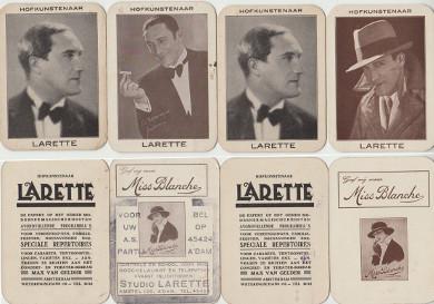 Larette - Archiv Magic Christian