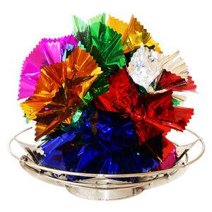 Blumenkorb mit Blumen - Flower Basket with Flowers