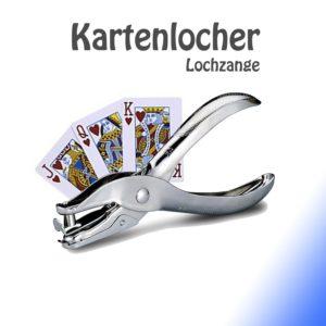 Kartenlocher - Hole Punch