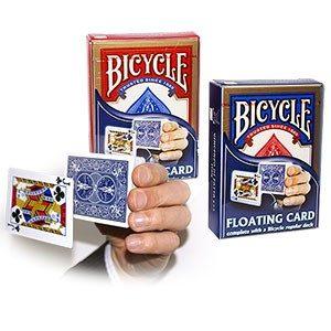 Schwebende Karte - Floating card