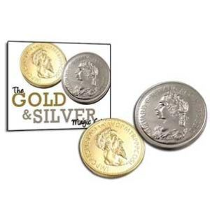 The Gold & Silver Magic Coins