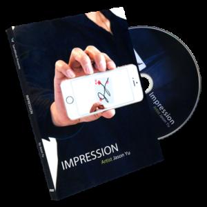Impression (DVD and Gimmick) by Jason Yu