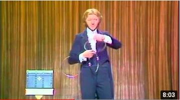 """Richard Ross """"Music-hall """"Théâtre de l'Empire Paris Avril 1982"""