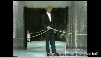 Richard Ross, italian TV 80's - Mago Elite video collection