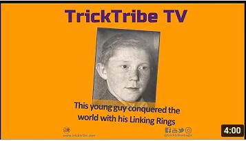 Richard Ross - Linking Rings performance
