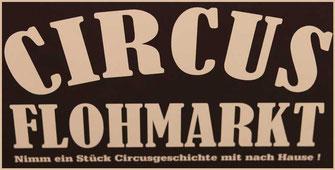 Flohmarkt des Circus und Clownmuseums Wien